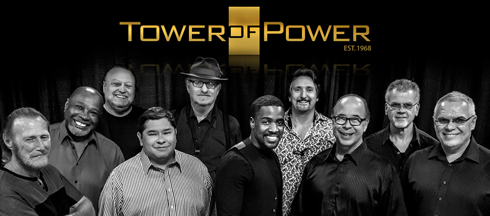 Tower of Power – 50th Anniversary Tour 2018