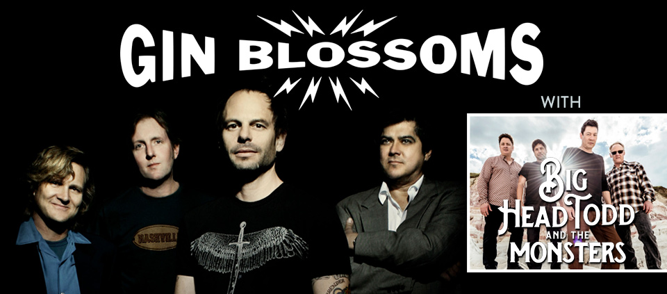 Gin Blossoms w/ Big Head Todd at AVA Amphitheater Tucson AZ