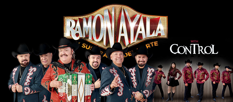 Ramon Ayala and Grupo Control