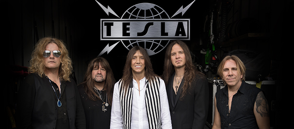 Tesla at AVA Amphitheater at Casino Del Sol