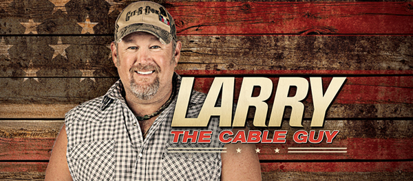 Larry the cable guy tucson az