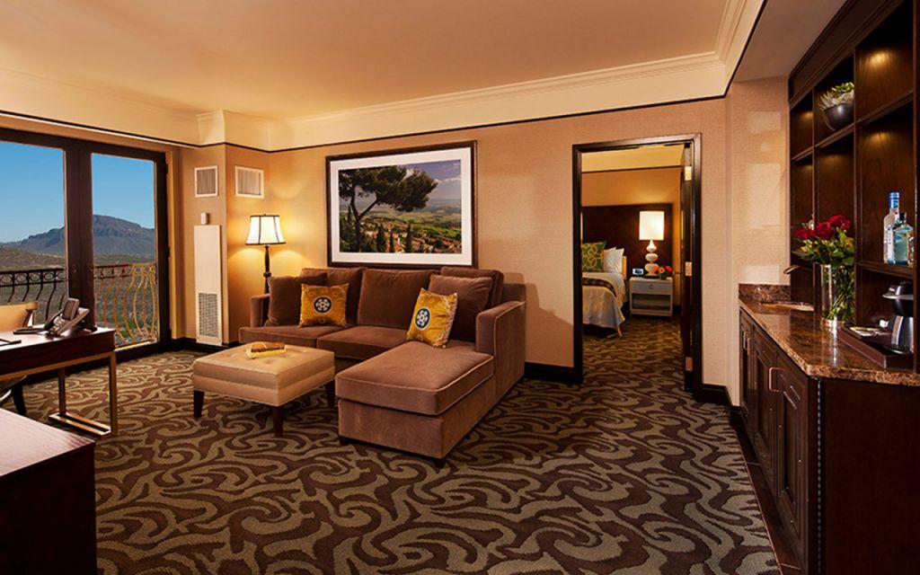 Reserve A Suite Casino Del Sol Resort In Tucson Az