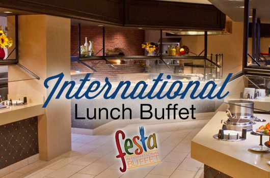 International Lunch Buffet