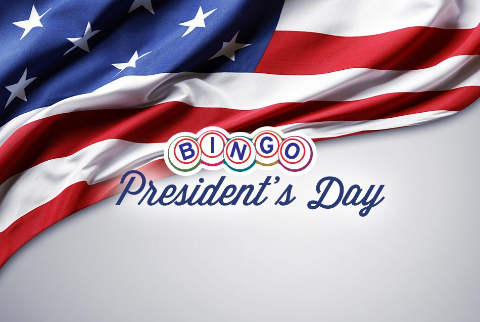 Bingo Presidents Day