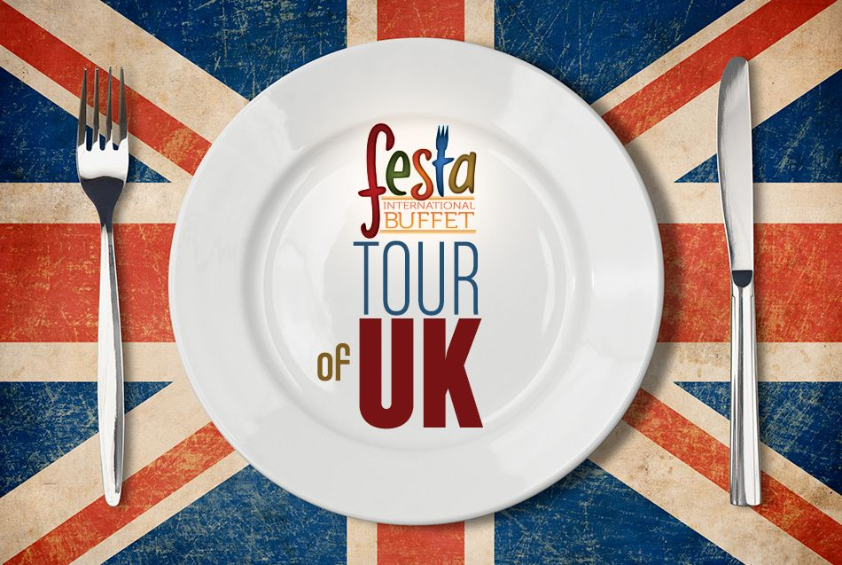 Festa Buffet Tour of UK special