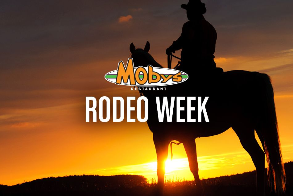 Mobys Rodeo Week