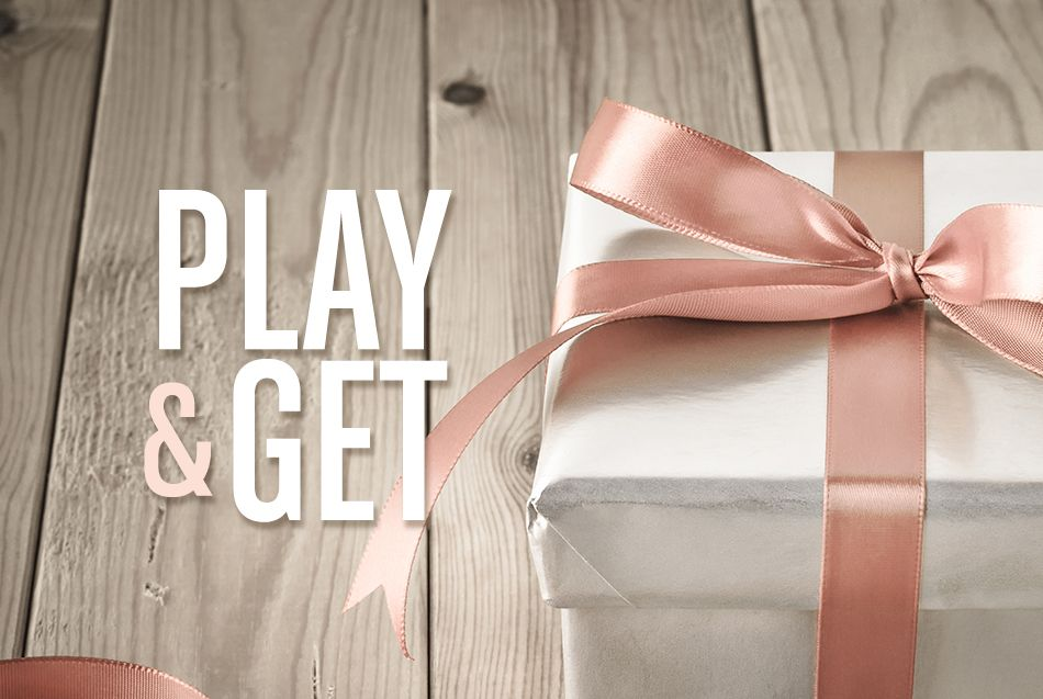 Play and Get Gift Promo