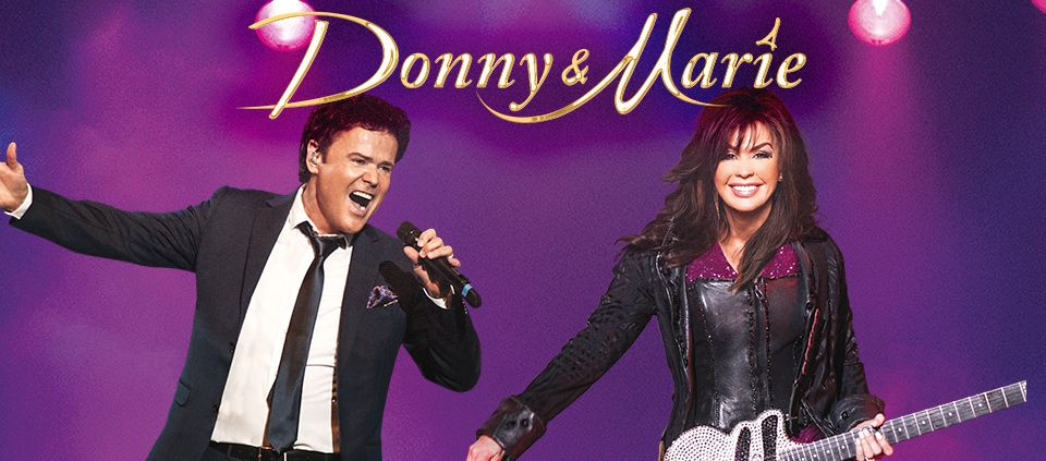 Donnie and Marie