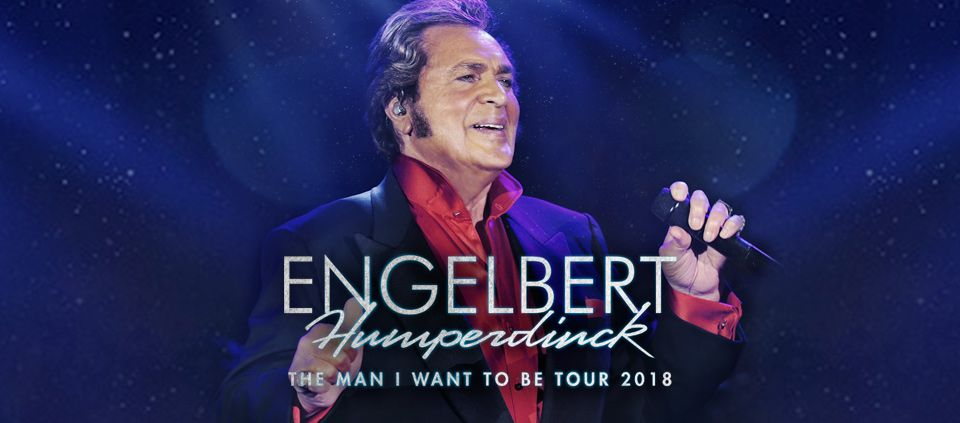 Engelbert Humperdinck at AVA Amphitheater