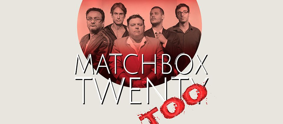 Matchbox Twenty Too at Casino Del Sol