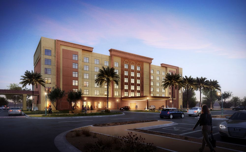 Casino Del Sol Expansion Rendering