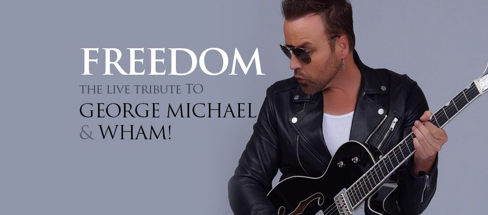 Freedom Tribute to George Michael at Casino Del Sol
