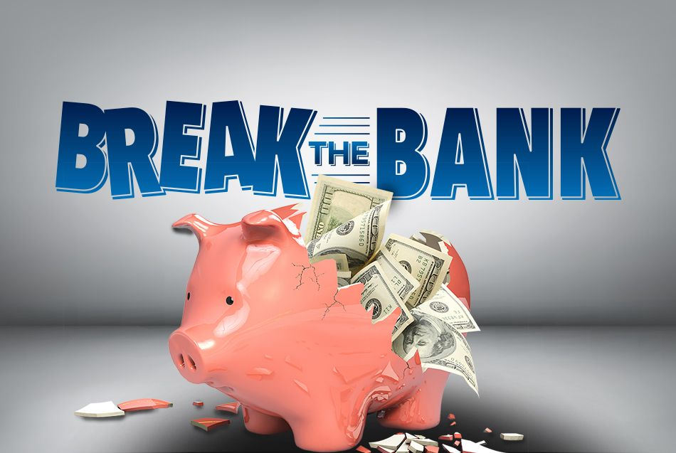 Break The Bank Casino Promotion at Casino Del Sol