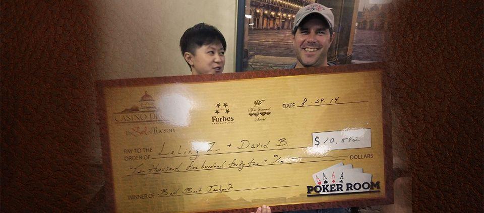 Poker Tournaments Leagues Amp Promotions At Casino Del Sol