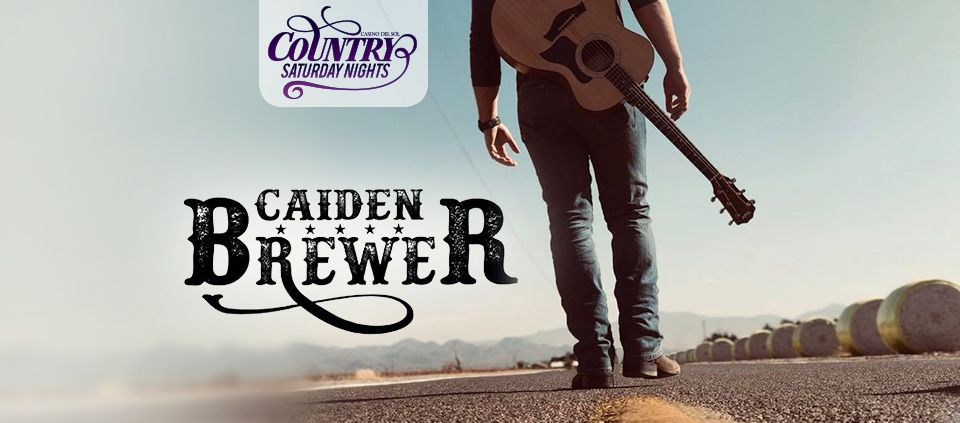Caiden Brewer at Casino Del Sol