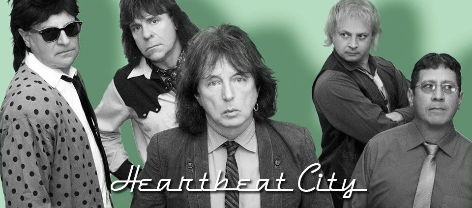 heartbeat City Cars Tribute