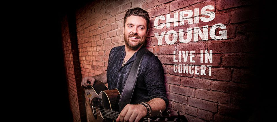 Chris Young at AVA Amphitheater in Tucson, AZ