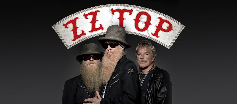 ZZ Top at AVA Amphitheater in 2020