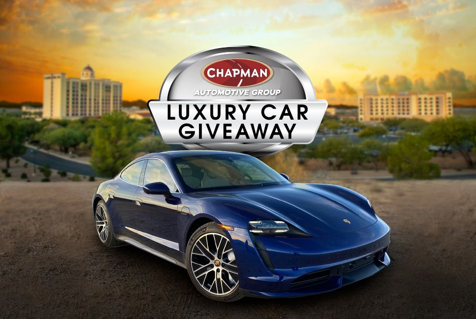 Chapman Automotive Luxury Car Giveaway at Casino Del Sol
