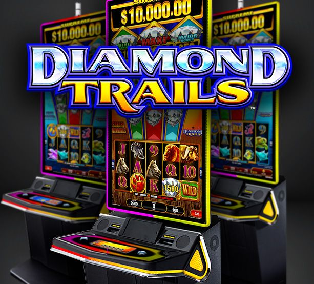 Diamond Trails Slot Machine