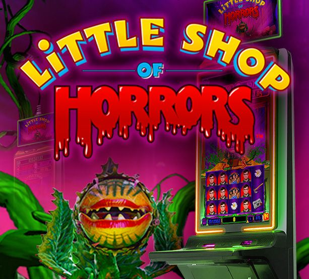 Little Shop of Horrors Slot Machine Casino Del Sol