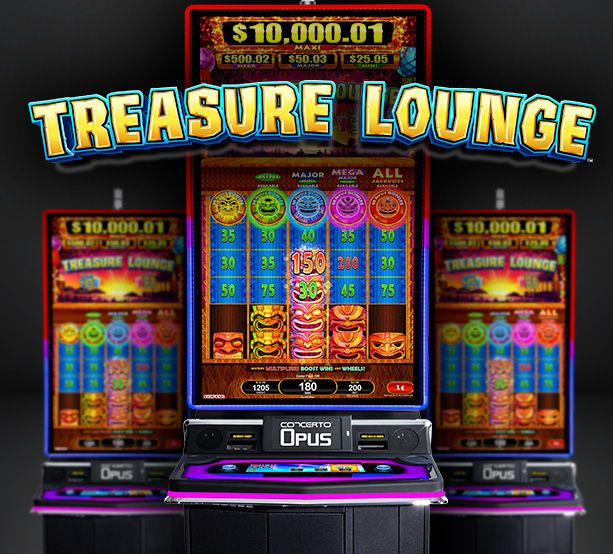 Treasure Lounge Slot Machine Casino Del Sol