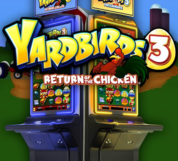 Yard Birds 3 Slot Machine Casino Del Sol