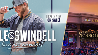 Cole Swindell tickets on sale now