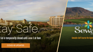 Stay Safe COVID-19 Updates at Casino Del Sol
