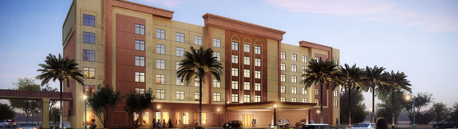 Casino Del Sol Hotel Expansion 2018 rendering