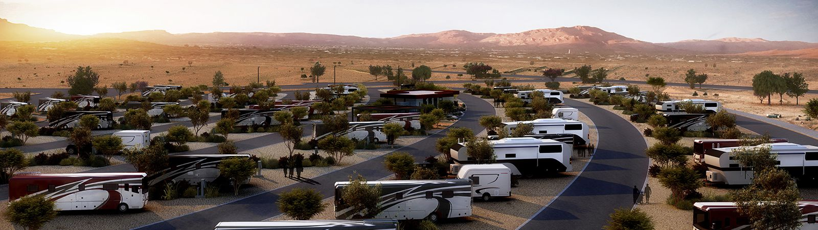 RV Park at Casino Del Sol