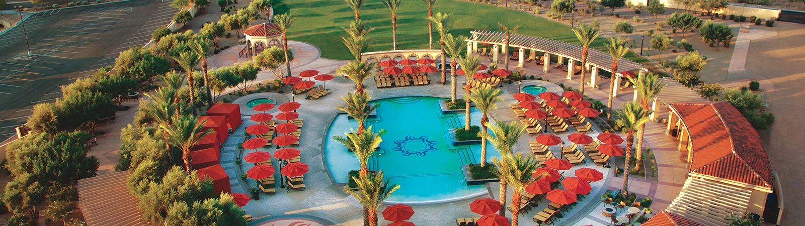 Pool at Casino Del Sol