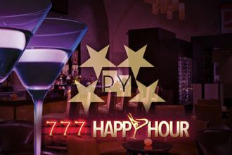 PY Steakhouse Happy Hour