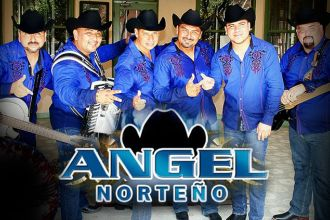 Angel Norteno Band at Casino Del Sol