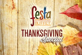 Festa Thanksgiving Special