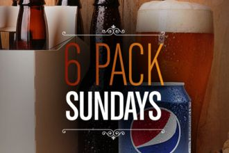 six pack sundays