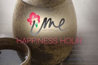 Ume Happy Hour