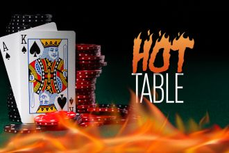 Hot Table Promo - Blackjack