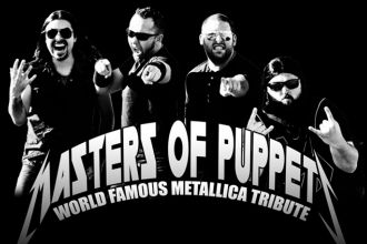Masters of Puppets Metallica Tribute Band at Casino Del Sol