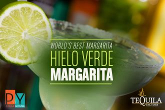 Worlds Best Margarita Hello Verde at Casino Del Sol