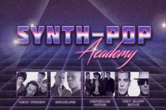 Synth-Pop Academy Tribute Band