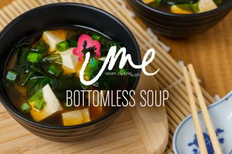 Ume all you can eat soup