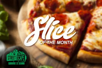 Slice of the Month at Streetscape Casino Del Sol