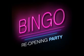 Bingo ReOpening Party at Casino Del Sol