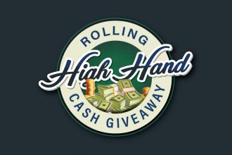 Rolling High Hand Cash Giveaway
