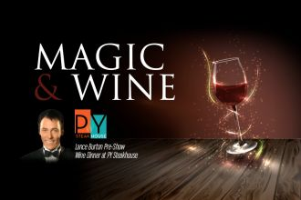 Magic and Wine Dinner