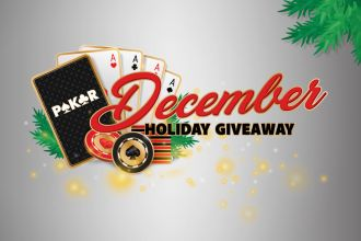 Poker Holiday Giveaway