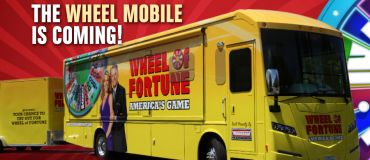 The WHEELMOBILE is Returning to Casin Del Sol on March 2 & 3